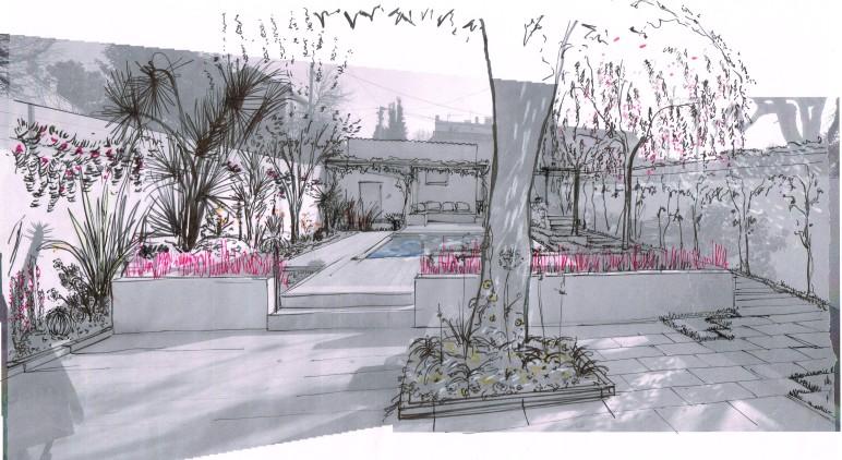 p pin paysages architecte paysagiste marseille dipl m e d 39 etat 33 0 6 25 90 77 06. Black Bedroom Furniture Sets. Home Design Ideas