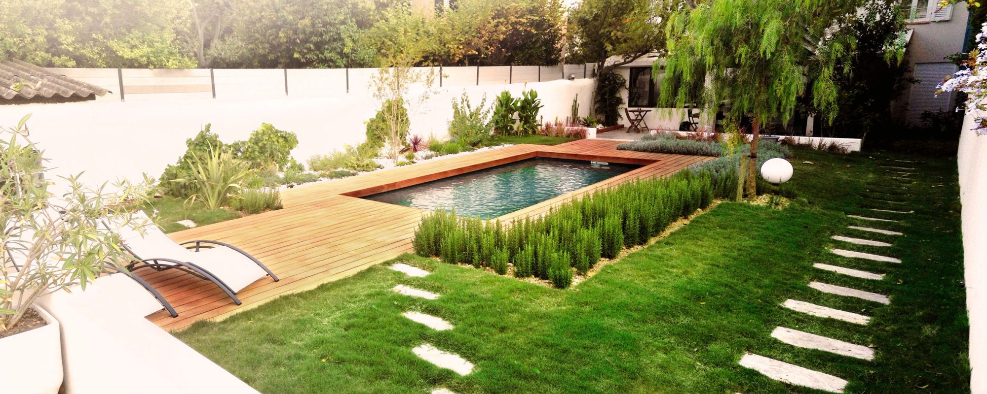 P pin paysages architecte paysagiste architecte for Style de jardin paysagiste